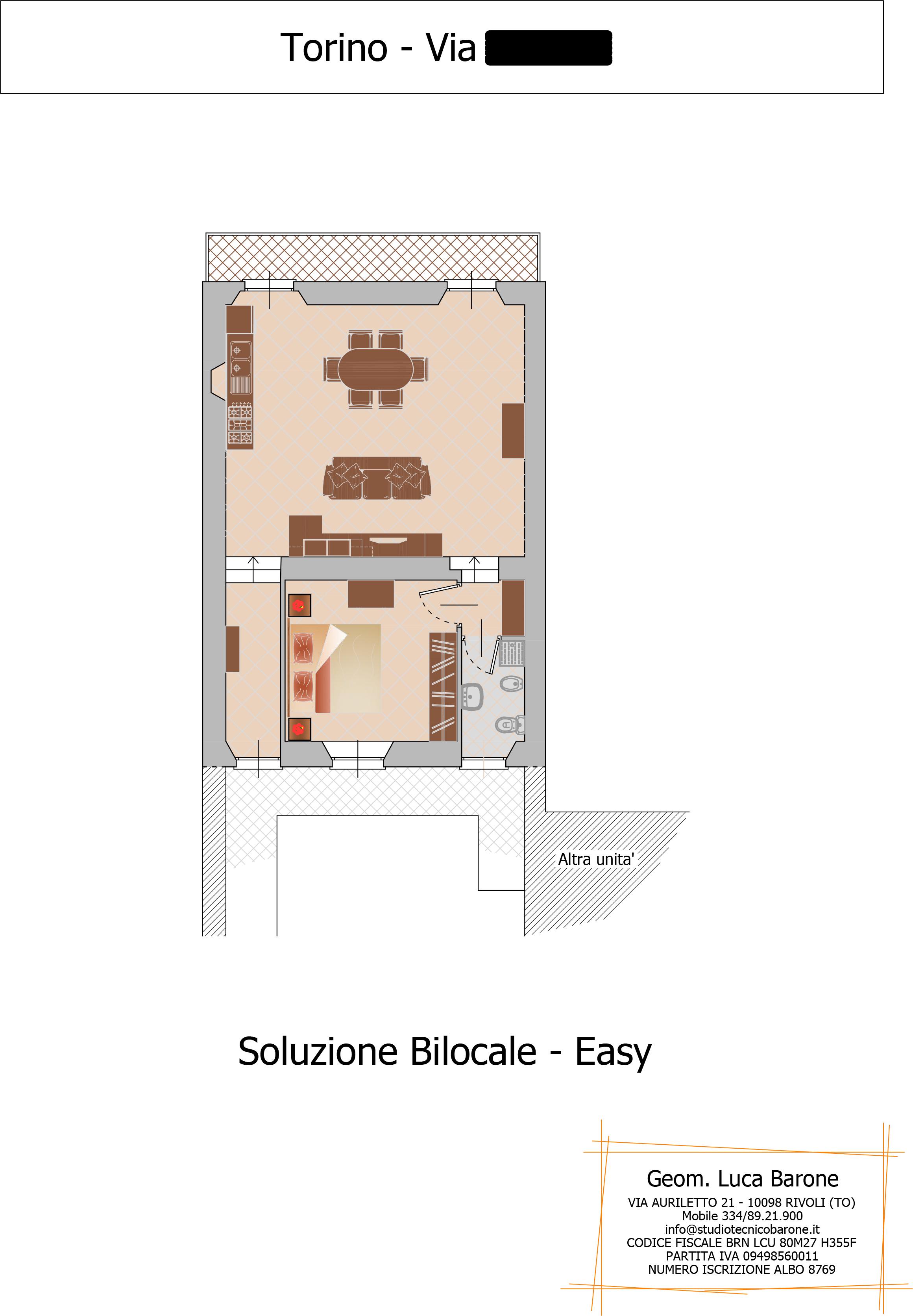 Planimetria Casa Con Misure planimetria commerciale | lo strumento efficace per vendere